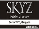 Ramprastha Skyz, Sector 37D Gurgaon - Ramprastha Skyz Residential project located in Sector 37D Gurgaon near Dwarka Gurgaon Expressway